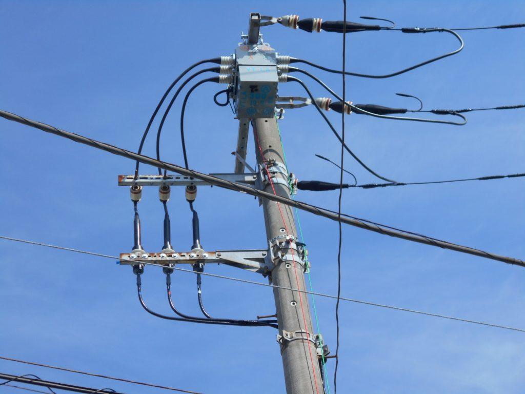 某工業所高圧電気設備改修工事(千葉市中央区)
