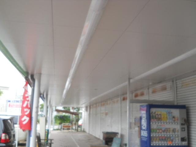 高浜ショッピングセンターアーケード更新工事に伴う電気設備工事